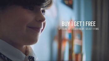 Men's Wearhouse Father's Day Stock Up Event TV Spot, 'Designer Suits' - Thumbnail 7