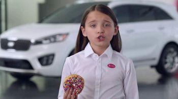 Kia America's Best Value Summer Event TV Spot, 'Donuts: Sales Tactics' [T1] - Thumbnail 1