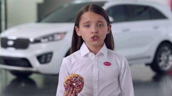 Kia America's Best Value Summer Event TV Spot, 'Donuts: Sales Tactics' [T1] - Thumbnail 2