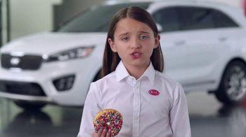 Kia America's Best Value Summer Event TV Spot, 'Donuts: Sales Tactics' [T1] - Thumbnail 3