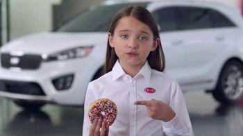 Kia America's Best Value Summer Event TV Spot, 'Donuts: Sales Tactics' [T1] - Thumbnail 4