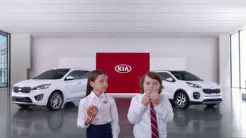 Kia America's Best Value Summer Event TV Spot, 'Donuts: Sales Tactics' [T1] - Thumbnail 5