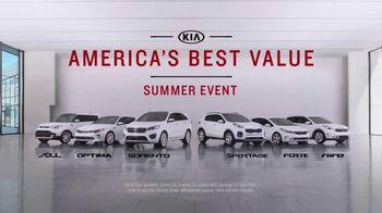 Kia America's Best Value Summer Event TV Spot, 'Donuts: Sales Tactics' [T1] - Thumbnail 6