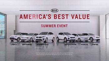 Kia America's Best Value Summer Event TV Spot, 'Donuts: Sales Tactics' [T1] - Thumbnail 7