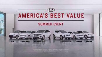 Kia America's Best Value Summer Event TV Spot, 'Donuts: Sales Tactics' [T1] - Thumbnail 8