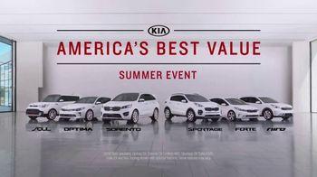 Kia America's Best Value Summer Event TV Spot, 'Donuts: Sales Tactics' [T1] - Thumbnail 9