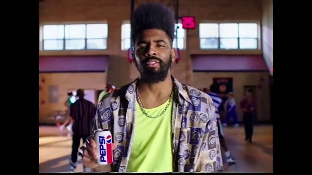 Pepsi TV Commercial, 'Uncle Drew: Timeless' Featuring Kyrie Irving