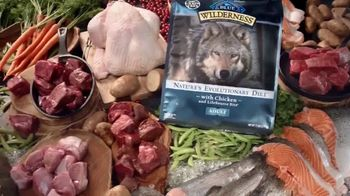 Blue Buffalo BLUE Wilderness TV Spot, 'Wolf Dreams' - Thumbnail 5