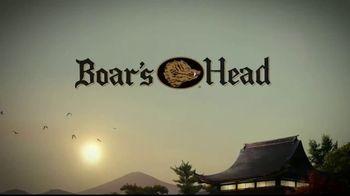 Boar's Head Ichiban Teriyaki Style Chicken Breast TV Spot, 'At the Deli' - Thumbnail 1
