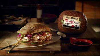 Boar's Head Ichiban Teriyaki Style Chicken Breast TV Spot, 'At the Deli'