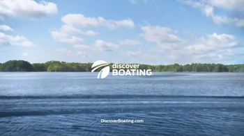 Discover Boating TV Spot, 'Welcome to the Water' - Thumbnail 6