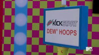 Mountain Dew Kickstart TV Spot, 'MTV: Double Dare' Featuring Leroy Garrett - Thumbnail 2