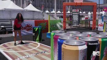 Mountain Dew Kickstart TV Spot, 'MTV: Double Dare' Featuring Leroy Garrett - Thumbnail 7