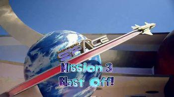 Walt Disney World TV Spot, 'Space Commander' - Thumbnail 7