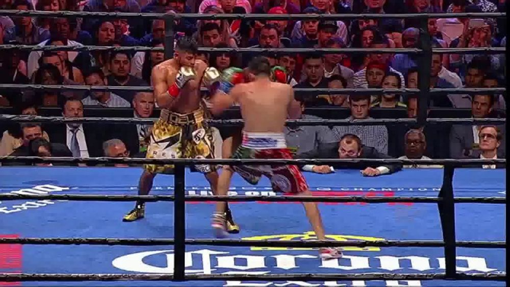 Showtime TV Commercial, 'Championship Boxing: Santa Cruz vs  Mares II'  [Spanish] - Video