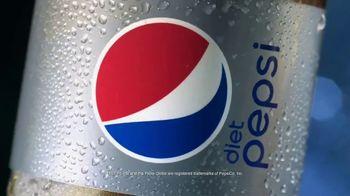 Diet Pepsi TV Spot, 'Light, Crisp, Refreshing: Pour Shot' - Thumbnail 2