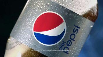 Diet Pepsi TV Spot, 'Light, Crisp, Refreshing: Pour Shot' - Thumbnail 4