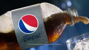 Diet Pepsi TV Spot, 'Light, Crisp, Refreshing: Pour Shot' - Thumbnail 8