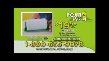 Pour N Paint TV Spot, 'No More Paint Trays' - Thumbnail 9