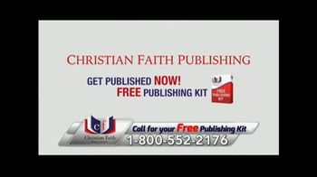 Christian Faith Publishing TV Spot, 'Get Published Now' - Thumbnail 8