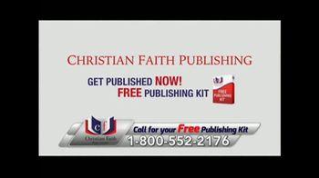 Christian Faith Publishing TV Spot, 'Get Published Now' - Thumbnail 4