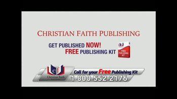 Christian Faith Publishing TV Spot, 'Get Published Now' - Thumbnail 5