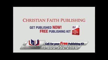 Christian Faith Publishing TV Spot, 'Get Published Now' - Thumbnail 7
