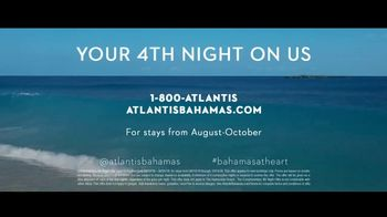 Atlantis Bahamas TV Spot, 'Between Dreams and Reality' - Thumbnail 10
