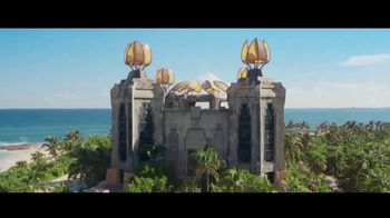 Atlantis Bahamas TV Spot, 'Between Dreams and Reality'