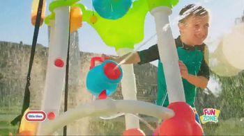 Little Tikes Fun Zone Tumblin' Tower Climber TV Spot, 'Buckets of Fun' - Thumbnail 4