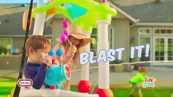 Little Tikes Fun Zone Tumblin' Tower Climber TV Spot, 'Buckets of Fun' - 459 commercial airings
