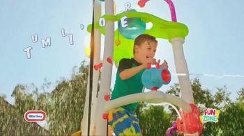Little Tikes Fun Zone Tumblin' Tower Climber TV Spot, 'Buckets of Fun' - Thumbnail 7