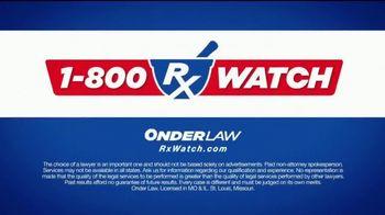 Onder Law Firm TV Spot, 'RX Watch: Tasigna' - Thumbnail 1