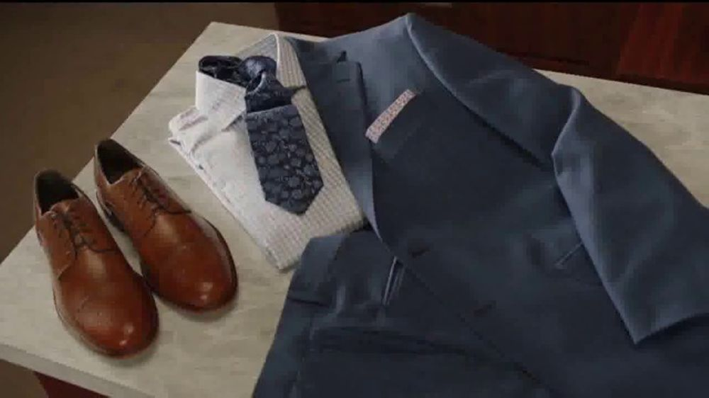 JoS. A. Bank Buy 1, Get 1 Free Sale TV Commercial, 'Suits and Blazers'
