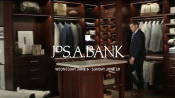 JoS. A. Bank Buy 1, Get 1 Free Sale TV Spot, 'Suits and Blazers' - Thumbnail 1