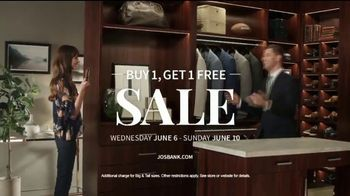 JoS. A. Bank Buy 1, Get 1 Free Sale TV Spot, 'Suits and Blazers' - Thumbnail 10