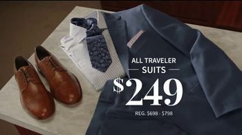JoS. A. Bank Buy 1, Get 1 Free Sale TV Spot, 'Suits and Blazers' - Thumbnail 5