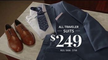 JoS. A. Bank Buy 1, Get 1 Free Sale TV Spot, 'Suits and Blazers' - Thumbnail 6