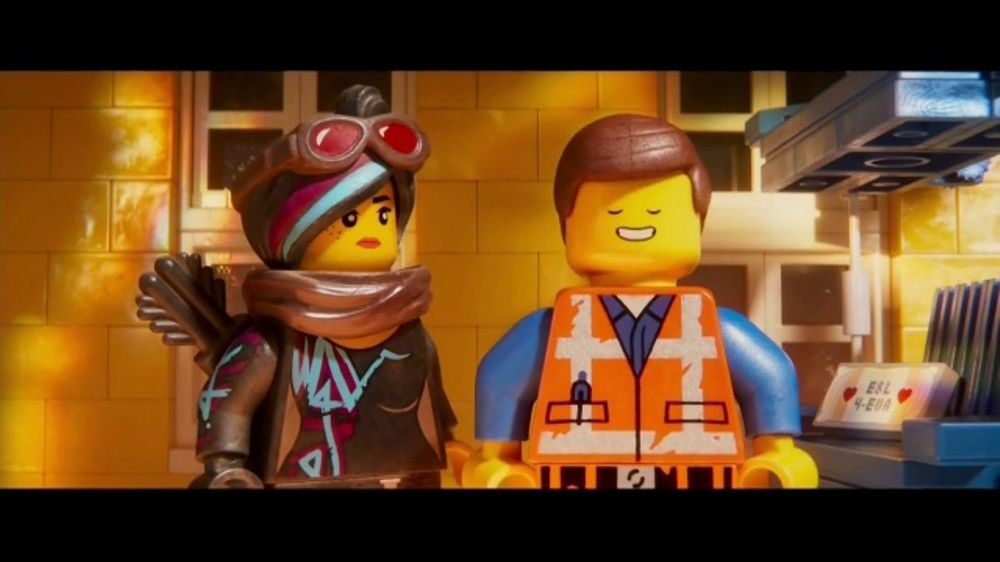 The Lego Movie 2 The Second Part Tv Movie Trailer Ispot Tv