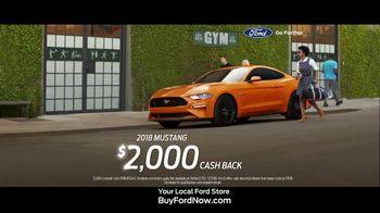 2018 Ford Mustang TV Spot, 'Bye, Sweetie' [T2] - Thumbnail 7