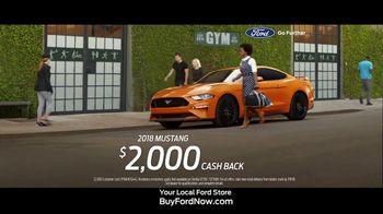2018 Ford Mustang TV Spot, 'Bye, Sweetie' [T2] - Thumbnail 8