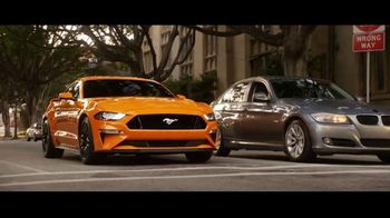 2018 Ford Mustang TV Spot, 'Bye, Sweetie' [T2] - 40 commercial airings