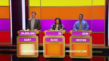 Progressive TV Spot, 'Game Show Gary' - 7277 commercial airings