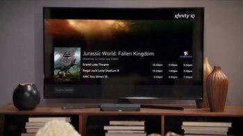 XFINITY X1 TV Spot, 'Jurassic World: Fallen Kingdom Tickets' - Thumbnail 5