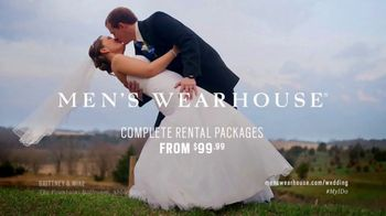 Men's Wearhouse Wedding Packages TV Spot, 'All Budgets and Styles' - Thumbnail 9