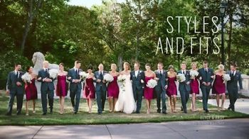 Men's Wearhouse Wedding Packages TV Spot, 'All Budgets and Styles' - Thumbnail 5