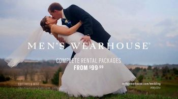 Men's Wearhouse Wedding Packages TV Spot, 'All Budgets and Styles' - Thumbnail 8