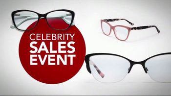 America's Best Celebrity Sales Event TV Spot, 'Designer Frames' - Thumbnail 4