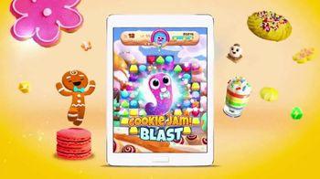 Cookie Jam Blast TV Spot, 'Sweet Treat' - Thumbnail 5