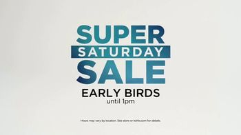 Kohl's Super Saturday Sale TV Spot, 'Father's Day: Surprises for Dad' - Thumbnail 2